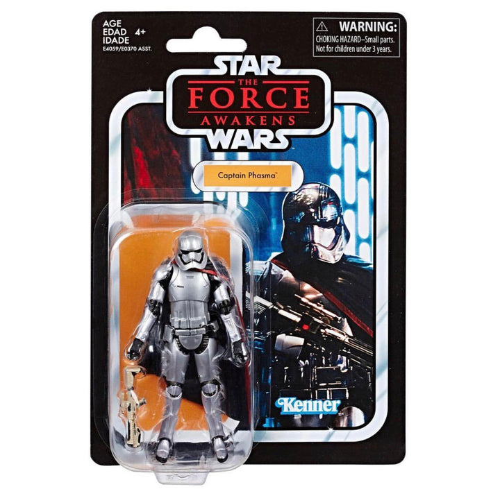 The Vintage Collection Captain Phasma Wave 6