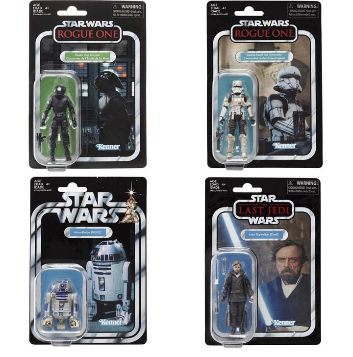 The Vintage Collection Wave 7 Set of 4