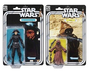 Star Wars: The Black Series 40th Anniversary Jawa & Death Squad Commander