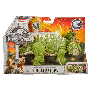 Jurassic World Fallen Kingdom Roarivores Sinoceratops