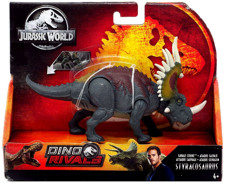 Jurassic World Savage Strike Styrocosaurus