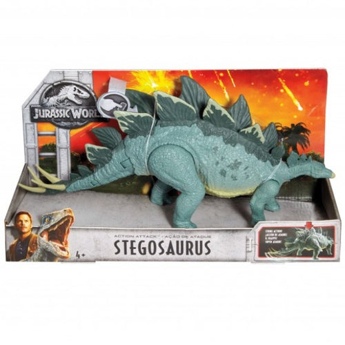 PRE-ORDER Jurassic World Fallen Kingdom Action Attack Stegosaurus