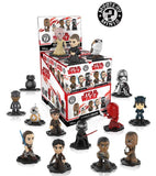Star Wars: The Last Jedi Funko Mystery Minis Figures
