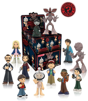 Stranger Things Mystery Minis Vinyl Mini Figures 6 cm Display Series