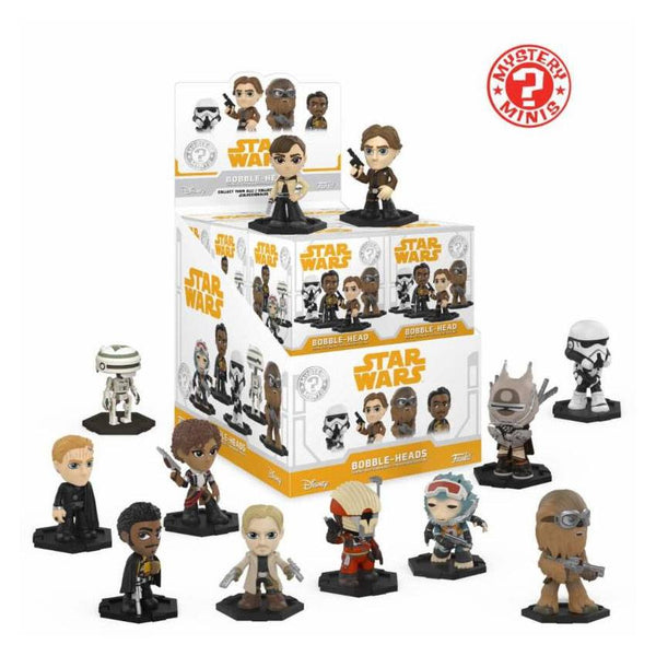 Solo A Star Wars Story: Funko Mystery Mini Figures
