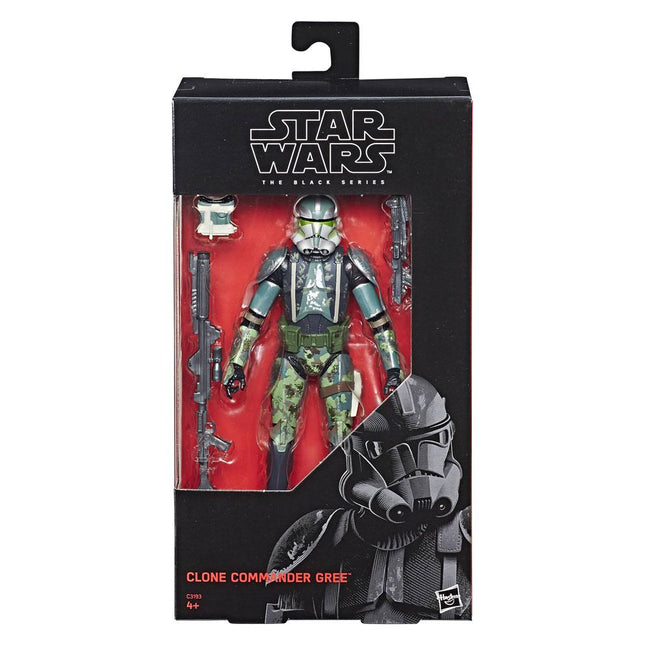 Star Wars: The Black Series Commander Gree Exclusive