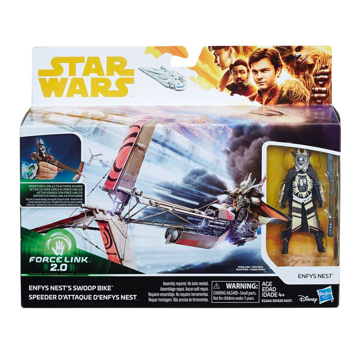 Solo: A Star Wars Story Enfy Nest Swoop Bike  Force Link 2.0 Wave 1