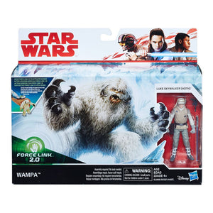 Solo: A Star Wars Story Luke & Wampa Force Link 2.0 Wave 1