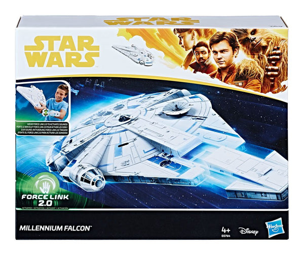 Solo: A Star Wars Story Force Link 2.0 Millennium Falcon