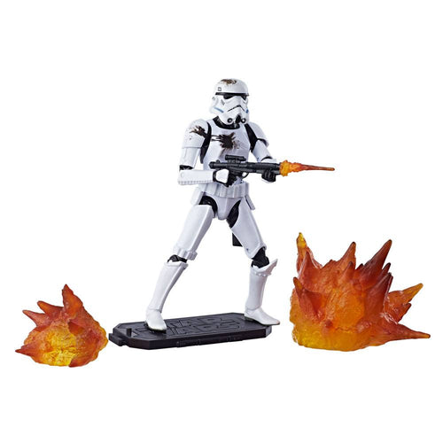 PRE-ORDER Star Wars: The Black Series Stormtrooper with Blast Accessories Exclusive