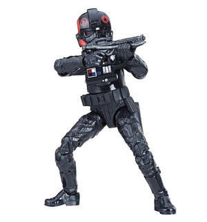 Star Wars: The Black Series Battlefront II Inferno Squad Agent Exclusive