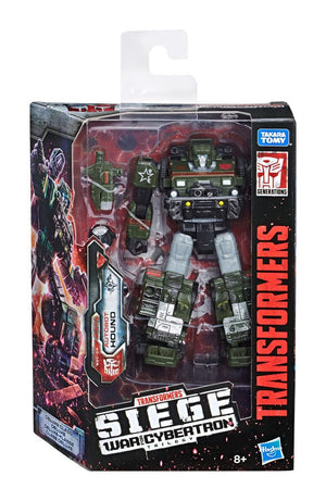 Transformers Generations War for Cybertron Siege Action Figure Autobot Hound Wave 1