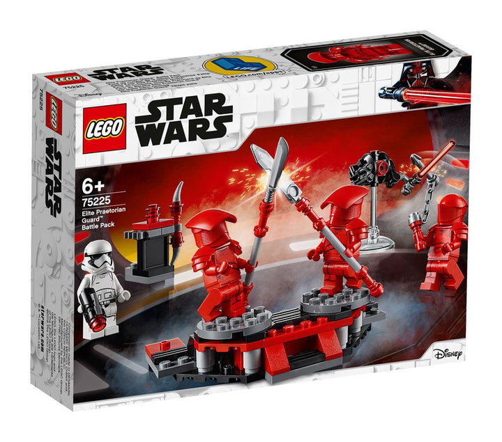 LEGO® Star Wars™ Episode VIII Battle Packs: Elite Praetorian Guard™