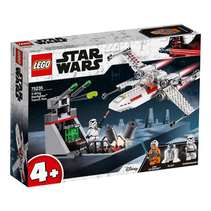 LEGO® Star Wars™ Episode IV - X-Wing Starfighter™ Trench Run