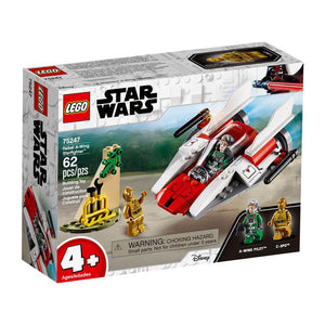 LEGO® Star Wars™ Episode IV - Rebel A-Wing Starfighter™
