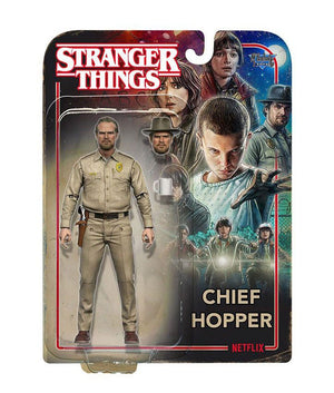Stranger Things Series 1 Chief Hopper Action Figure