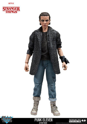 Stranger Things Series 3 Action Figure Punk Eleven