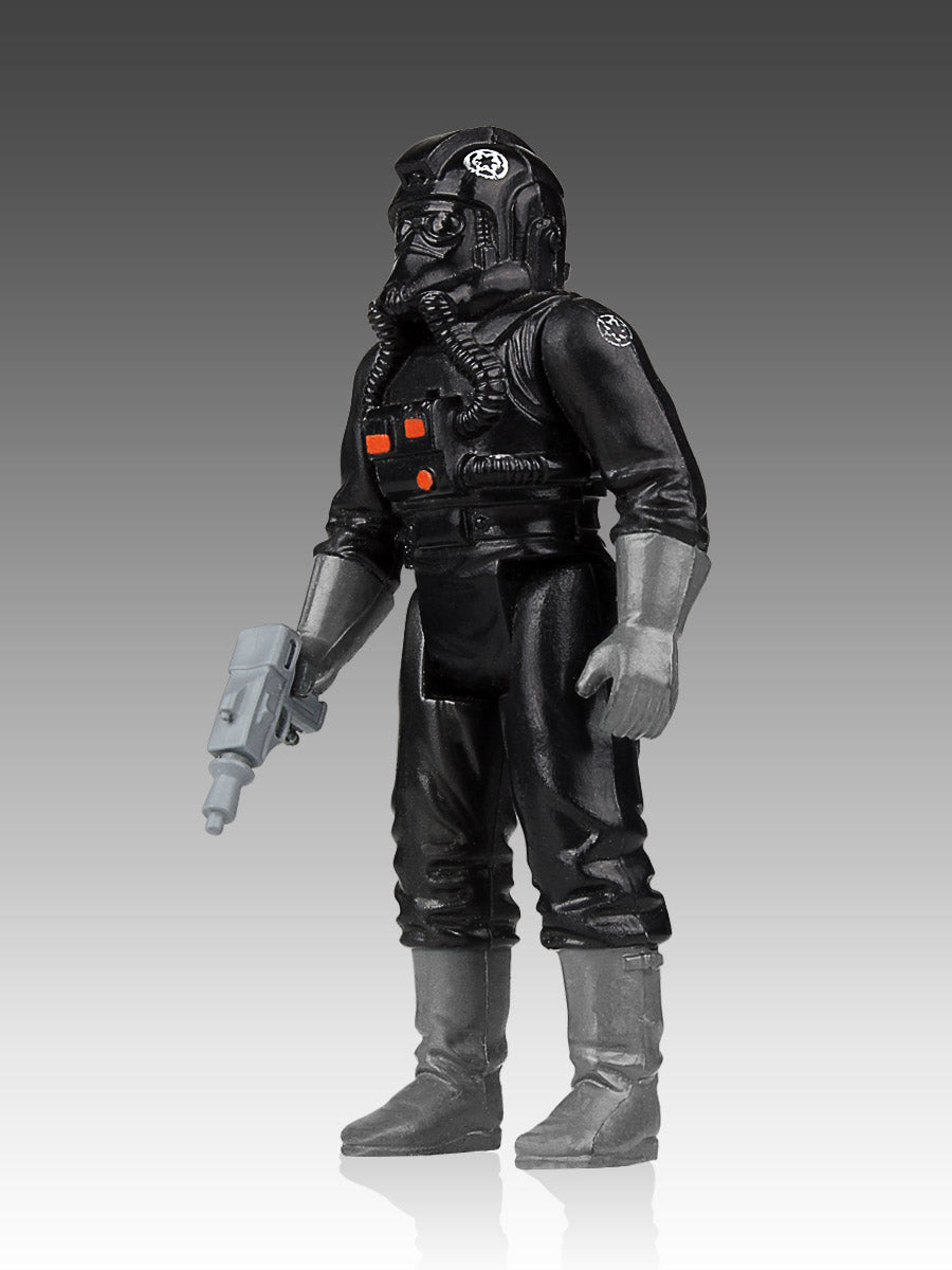 Star Wars Jumbo Vintage Kenner Action Figure Imperial TIE Fighter Pilot