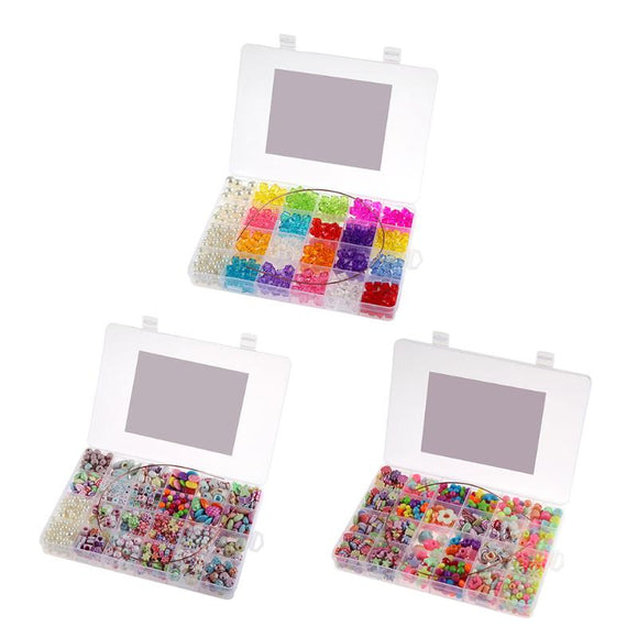 550 Pc Assorted Beads Kit
