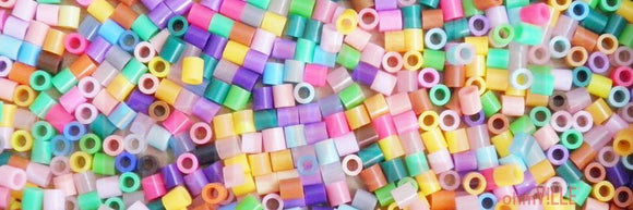 22500 Pc 5mm Mixed Perler Beads 45 colors