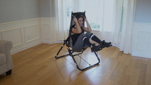 Fitnation Core Lounge Ultra Workout Chair
