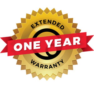 1 Year Extended Warranty - FitNation™ Elliptical