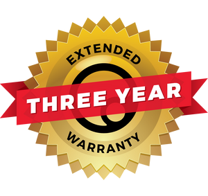 3 Year Extended Warranty - FitNation™ Rock N Fit