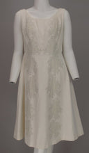 Philip Hulitar lace applique cocktail dress 1960s