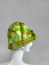 "SOLD Mr John ""Empress"" mid century modern bucket hat from the 1960s"