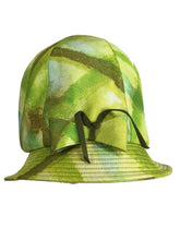 "Mr John ""Empress"" Mid Century Modern Bucket Hat 1960s"
