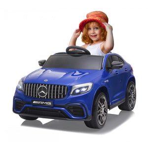 Ride-on Merecedes-Benz AMG GLC 63 S Coupe blue