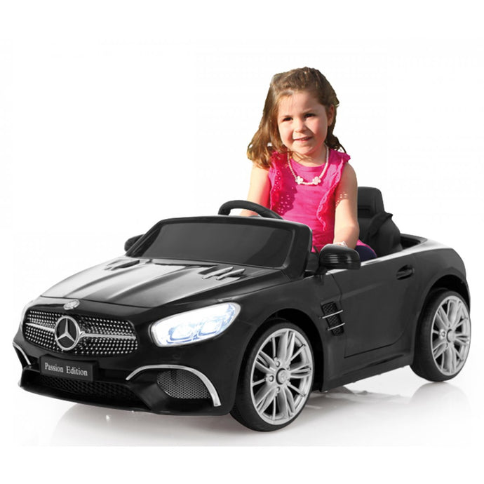 Ride-on Mercedes-Benz SL 400 black 12V