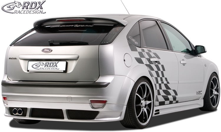 LK Performance RDX rear bumper extension FORD Focus 2 - LK Auto Factors