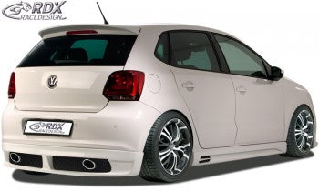 LK Performance rear apron VW Polo 6R rear apron rear - LK Auto Factors