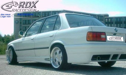 "LK Performance RDX Sideskirts BMW 3-series E30 sedan/Touring ""GT4"" - LK Auto Factors"