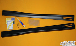 "LK Performance RDX Sideskirts BMW 3-series E46 ""GT4"" - LK Auto Factors"