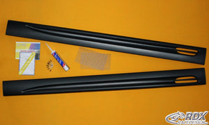"LK Performance RDX Sideskirts FORD Escort ""GT-Race"" - LK Auto Factors"