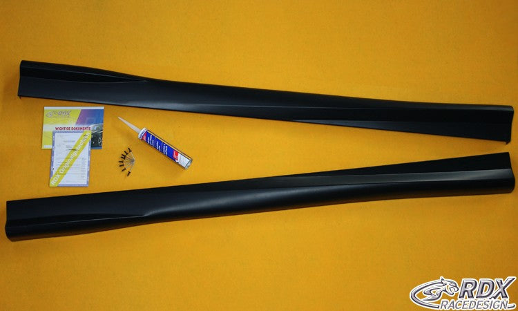 "LK Performance RDX Sideskirts OPEL Astra F ""Turbo"" - LK Auto Factors"