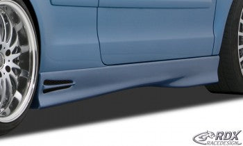 LK Performance side skirts VW Polo 9N