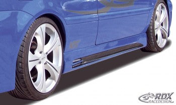 LK Performance side skirts VW Golf 4 Cabrio
