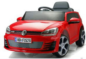 VW Licensed GTI Kids Electric Ride On Car