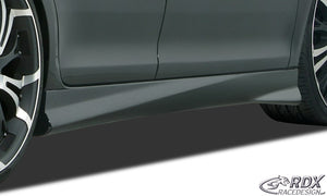 "LK Performance RDX Sideskirts OPEL Astra H 4/5 doors ""Turbo-R"" - LK Auto Factors"