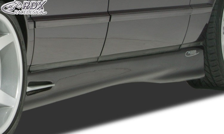 LK Performance RDX Sideskirts BMW 5-series E34