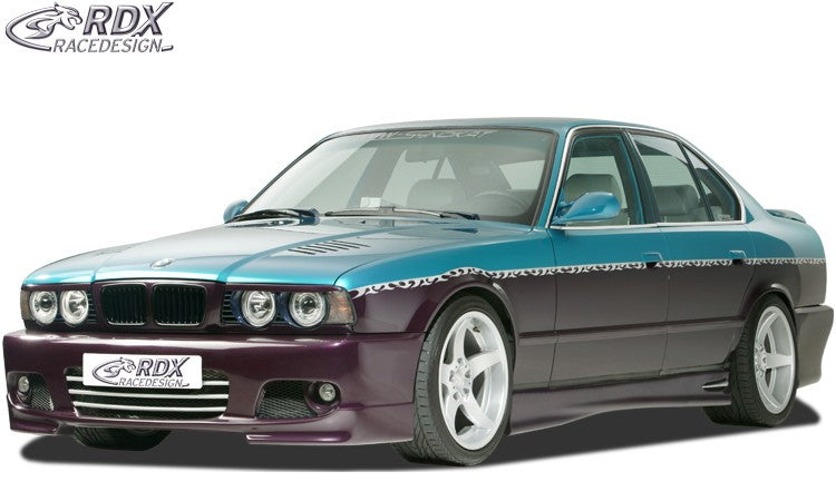 "LK Performance RDX Sideskirts BMW 5-series E34 ""GT4"" - LK Auto Factors"