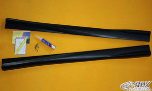 "LK Performance RDX Sideskirts PEUGEOT 206/206CC ""Turbo-R"" - LK Auto Factors"