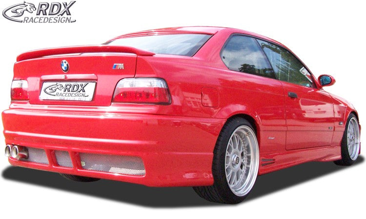 "LK Performance RDX Rear bumper BMW 3-series E36 ""GT4"" - LK Auto Factors"