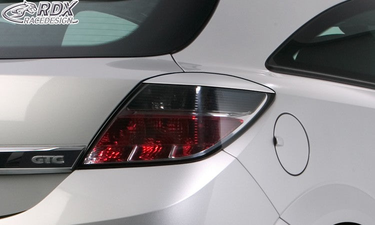 LK Performance RDX Taillight covers OPEL Astra H GTC - LK Auto Factors