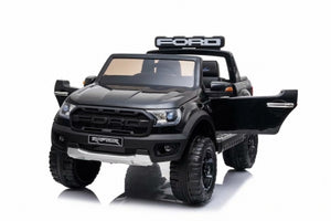 License children electric car Ford Raptor painted 2-seater 2x35W 12V 10Ah 2.4G RC