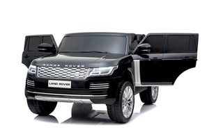 License children electric car Range Rover HSE painted four-wheel 2-seater 4x35W 12V 10Ah 2.4G RC