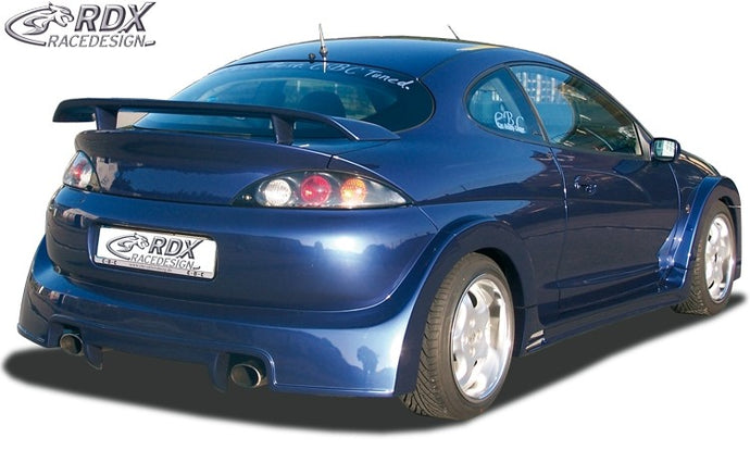 LK Performance RDX rear spoiler FORD Puma